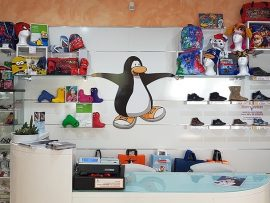 contatto happy feet