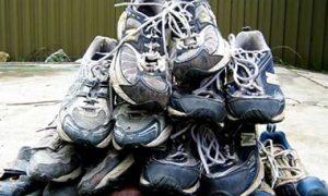le scarpe usate fanno male